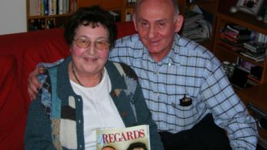 Marie Lipstadt-Pinhas, survivante de la Shoah, est décédée