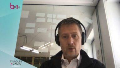 """Olivier Willocx : """"Pour que Bruxelles redevienne attirante, il faut de la propreté et un sentiment de sécurité"""""""