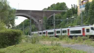 Le chantier du pont Fraiteur à Ixelles a encore pris du retard