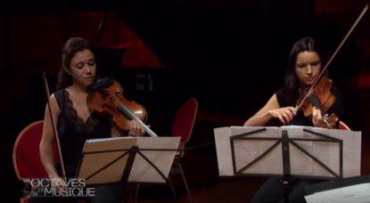 Quatuor Alfama - Octaves de la Musique - 18062020