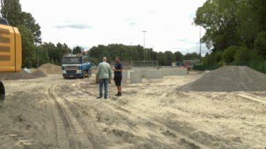 Woluwe-Saint-Lambert : bientôt de nouveaux terrains de football, de hockey et une nouvelle piste au stade Fallon
