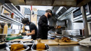 Région bruxelloise: 6 millions d'euros supplémentaires pour les cafés, restaurants et leurs fournisseurs