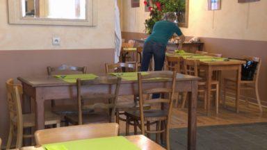 Les restaurants du centre-ville bruxellois se remplissent moins suite au télétravail