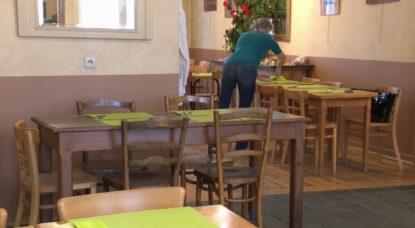 Restaurant vide Tarte Julie - Capture BX1