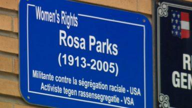 Etterbeek : des plaques de rues au nom de femmes à la place des noms coloniaux