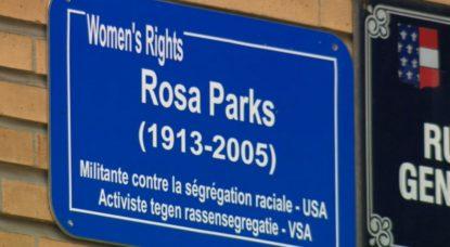 Rue Rosa Parks - Etterbeek - Capture BX1