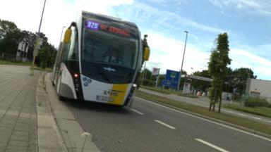 Le tram-bus De Lijn reliera désormais l'aéroport de Zaventem à Jette