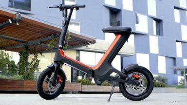 Les vélos électriques sans pédale Wheels arrivent à Bruxelles