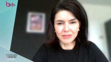 """Valérie Glatigny : """"Toutes les activités sportives, même les sports de contact, pourront reprendre ce 1er juillet"""""""