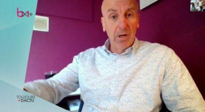 Vincent Gilles - SLFP Police - Interview TDA 09062020