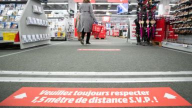 Le PIB belge devrait connaître sa plus forte contraction depuis la Seconde Guerre mondiale