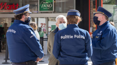 Plus de 20.000 infractions au confinement constatées dans la capitale