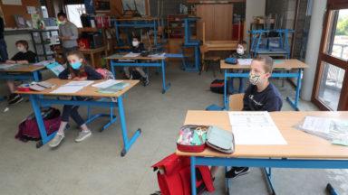 La task force pédiatrique recommande l'école à temps plein pour tous dès le 1er septembre
