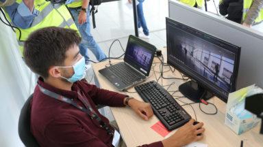 Brussels Airport récompensé par une accréditation pour ses mesures sanitaires mises en place