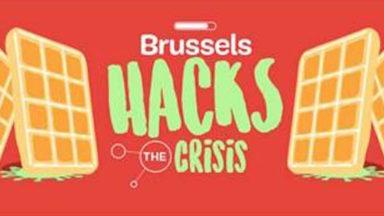 """""""Brussels hacks the crisis"""": à la recherche d'idées citoyennes pour réinventer Bruxelles"""