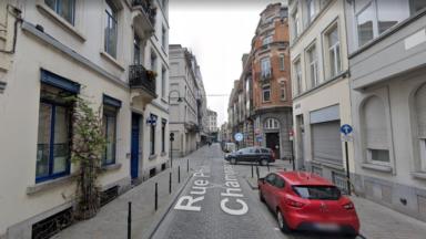 Bruxelles-ville : un appartement inhabitable à la suite d'un incendie