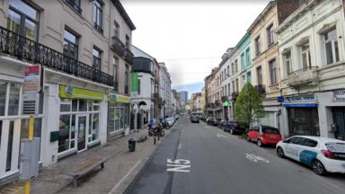 Ixelles : deux personnes intoxiquées à la suite d'un incendie rue Malibran