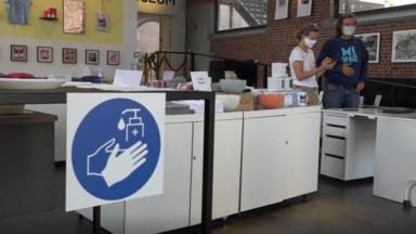 Molenbeek : fin de confinement au MIMA, qui a rouvert aux visiteurs