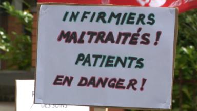 Personnel soignant : mobilisation endeuillée pour les soignants du réseau Iris sud