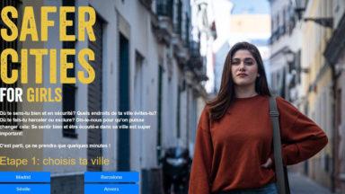 Plan international Belgique met en ligne un site pour dénoncer le harcèlement de rue