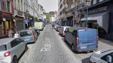 Bruxelles : la rue Sainte-Catherine sera totalement piétonne fin 2021