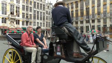 Vers un retour des touristes à Bruxelles ?