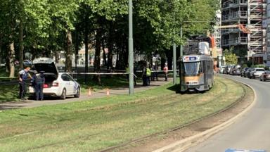 Avenue de Tervueren : un piéton grièvement blessé après une collision avec un tram