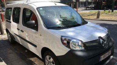 Jette : les véhicules de la commune deviennent électriques