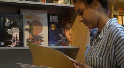 48 heures BD bandes dessinées 2020 - Librairie - Capture BX1 Nicolas Franchomme