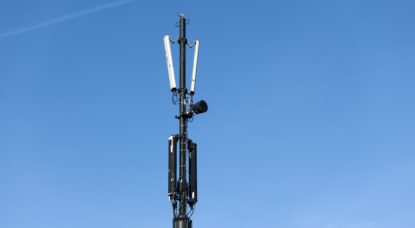Antenne Pylône GSM - Belga Jonas Hamers