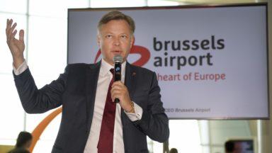 """Brussels Airport : pas de retour à la normale du nombre de passagers """"avant 2024"""""""