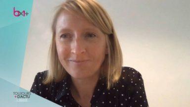 """Aurélie Czekalski : """"Nous demandons de la concertation pour les pistes cyclables"""""""
