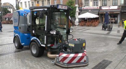 Autolaveuse Place Jourdan Etterbeek - Capture BX1