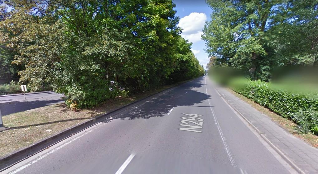 Avenue Jules Bordet - Google Street View