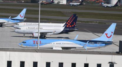 Avions Brussels Airport Zaventem Aéroport de Bruxelles-National - Belga Gérard Gaudin