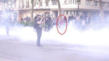 La police de Bruxelles Capitale-Ixelles cherche à identifier 12 jeunes liés aux dégradations du 7 juin