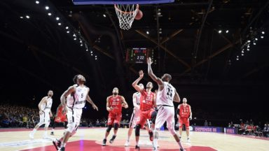 Basket-ball : le Brussels jouera quatre matches par an au Palais 12