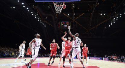 Brussels Basket - Palais 12 - Belga Yorick Jansens