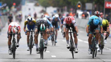 La Brussels Cycling Classic retrouve une arrivée au pied de l'Atomium