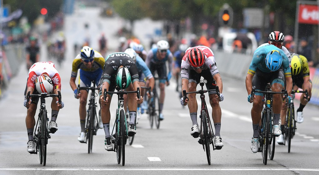 Brussels Cycling Classic 2019 - Victoire Caleb Ewan - Belga David Stockman