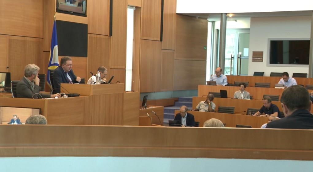 CORES 23 juillet 2020 - Parlement bruxellois - Capture BX1