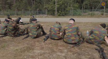 Camp été École royale militaire 2020 - Images de la Défense