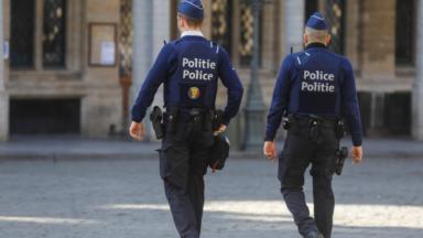 Moins de 100 PV pour la première nuit du couvre-feu à 22h en région bruxelloise