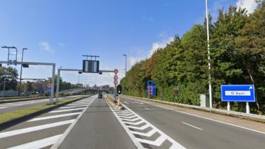 Une piste cyclable va être tracée le long de l'E40, entre Evere et Schaerbeek