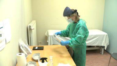 Un nouveau centre de dépistage du Covid-19 pour les Molenbeekois