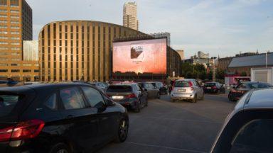 Le festival virtuel de Tomorrowland diffusé au Movie Drive de Tour & Taxis