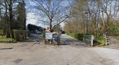 Déchetterie Recypark Woluwe-Saint-Pierre - Capture Google Street View