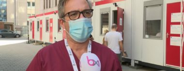 Didier Delmarcelle - Chef Urgences Cliniques Saint-Jean- Interview BX1
