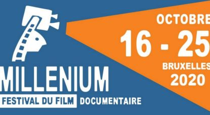 Festival du Film Documentaire Millenium - Affiche édition 2020