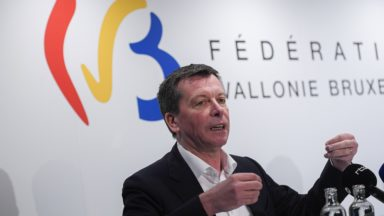 Le ministre Frédéric Daerden en quarantaine après avoir été testé positif